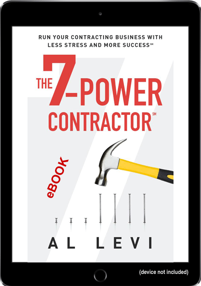 The 7-Power Contractor e-Book